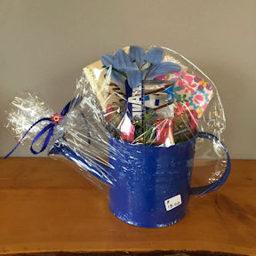 water can gift basket